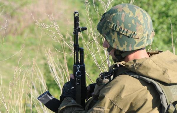 НаДонбассе нетрезвый русский военный насмерть переехал женщину