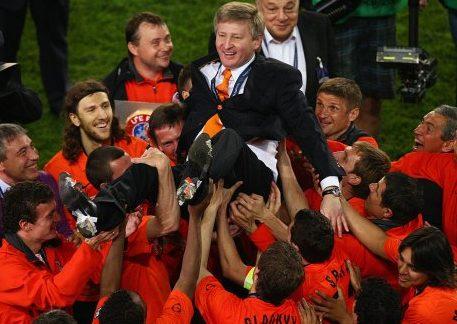 Ринат Ахметов обозначил собственный президентский юбилей в«Шахтере»