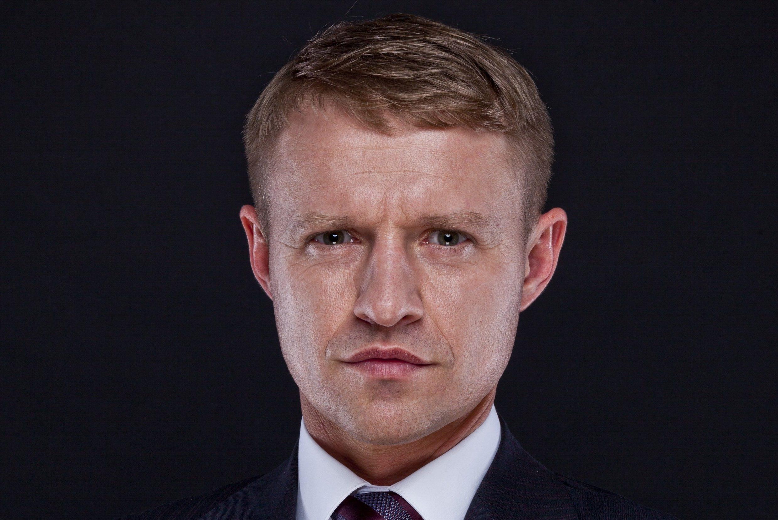 Александр Горган выбран губернатором Киевской области