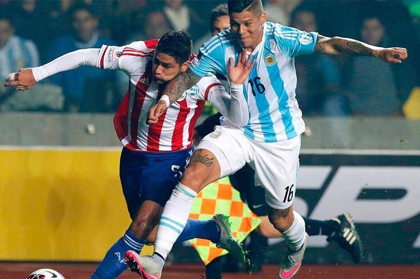 Гравець «Динамо» Гонсалес приніс збірній Парагваю перемогу вматчі проти Аргентини
