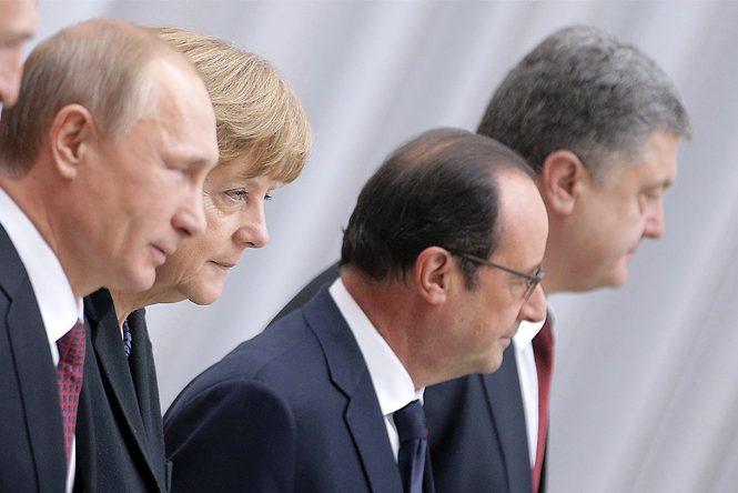 Нормандська четвірка обговорить нову зустріч у Берліні