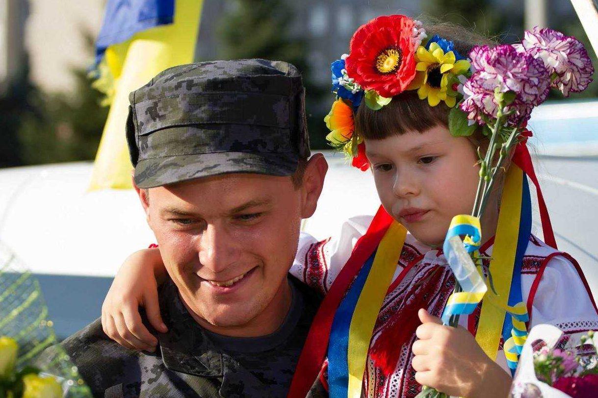День захисника України: привітання