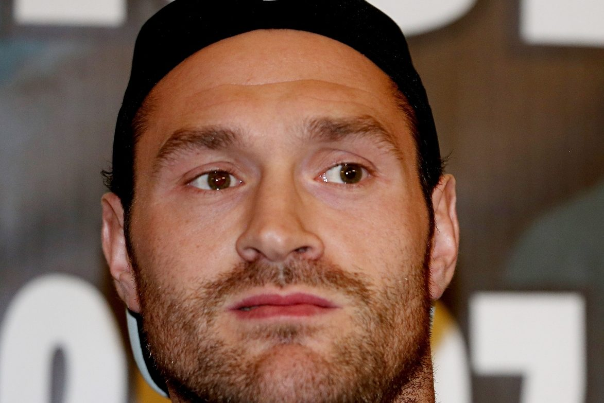 Tyson Fury remains unbeaten in 22 fights as he heads for the rematch with Dereck Chisora