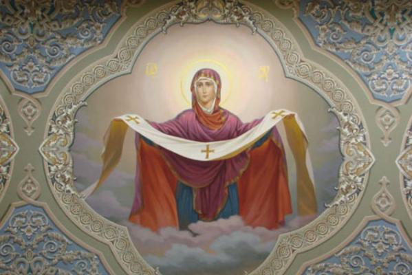 Покрова Пересвятої Богородиці
