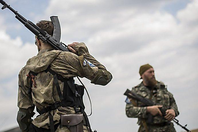 Бойовики Донбас