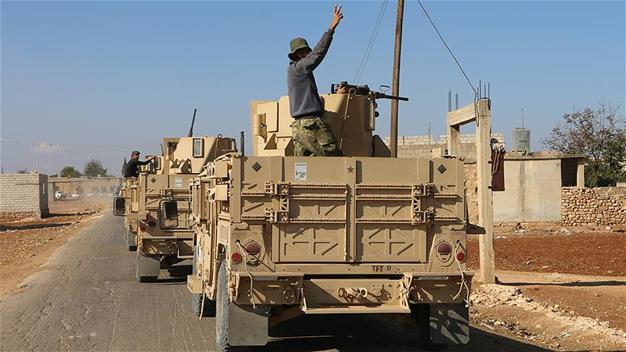Сирійські повстанці розбили ІДІЛ