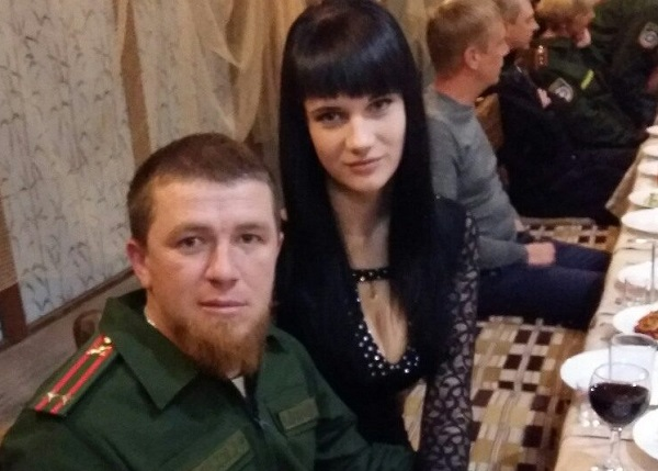 Моторола дружина Олена Павлова