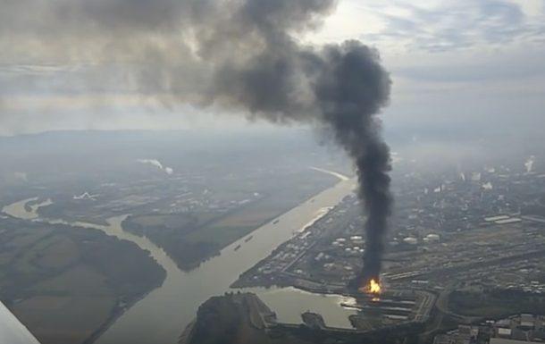 Німеччина завод вибух