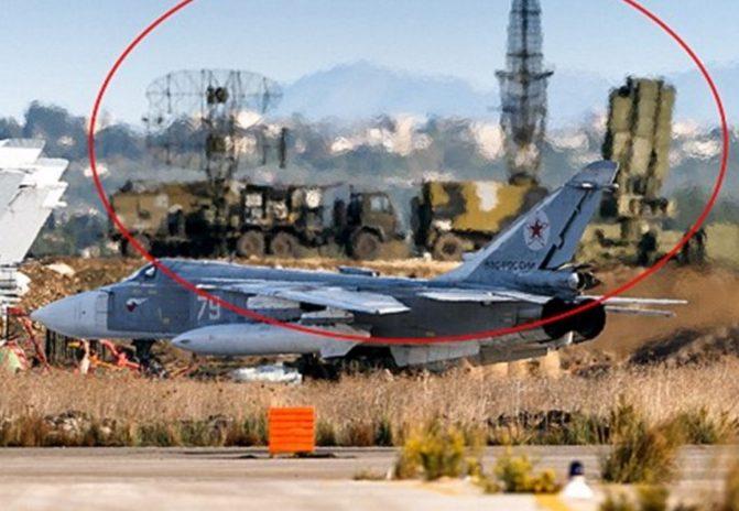 С400 РФ у Сирії