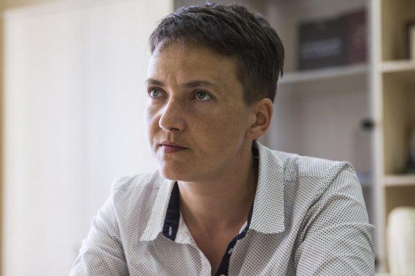 Савченко записала звернення доватажка ДНР: опубліковано відео