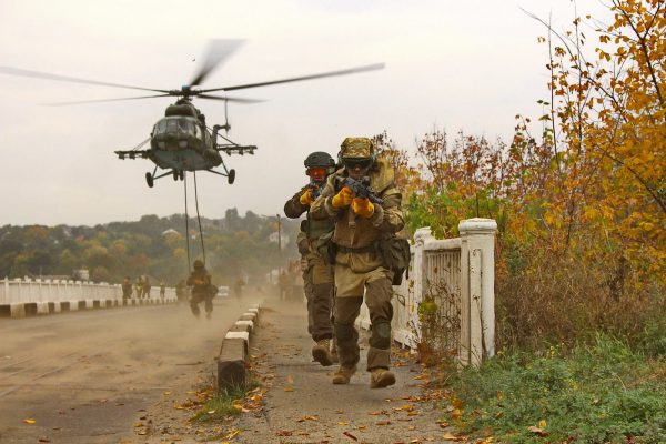 Вгосударстве Украина неделю армейцы будут проводить командно-штабные учения «Рубеж— 2016»