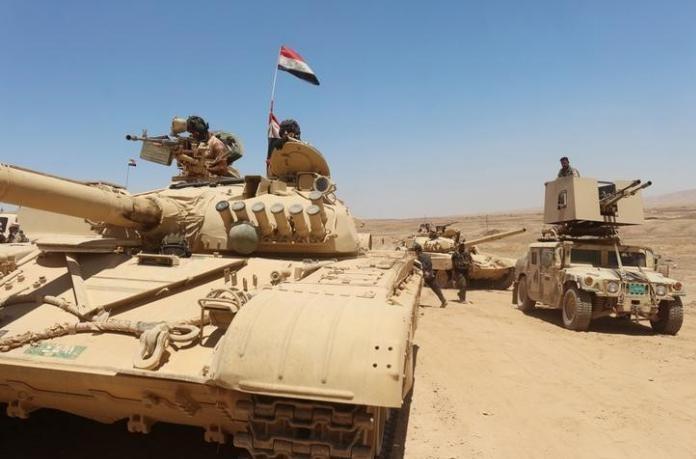 Битва за Мосул: іракські війська звільнили Каракуш