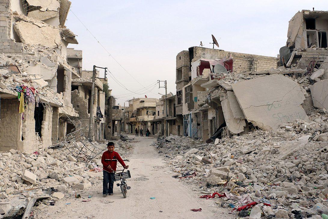 Шойгу заявив, щоРосія і Сирія призупинили авіаобстріли Алеппо