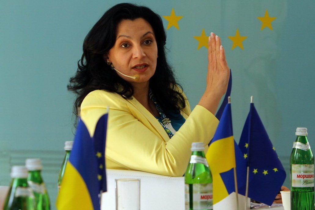 Климпуш-Цинцадзе обговорила зделегацією комітету ПАРЄ неможливість виборів наДонбасі