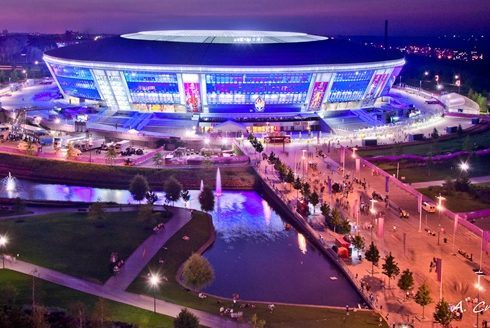 «Шахтер» запретил клубам «ДНР» проводить матчи на«Донбасс Арене»