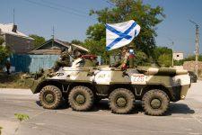 Російські війська у Криму