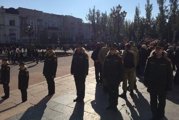Донецьк похорон Мотороли