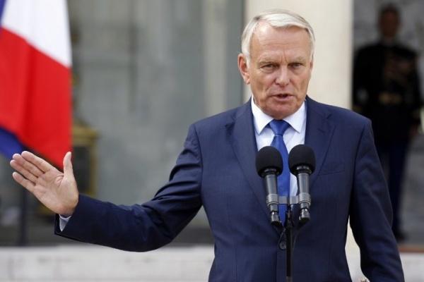 франция призвала рф и украину развести войска