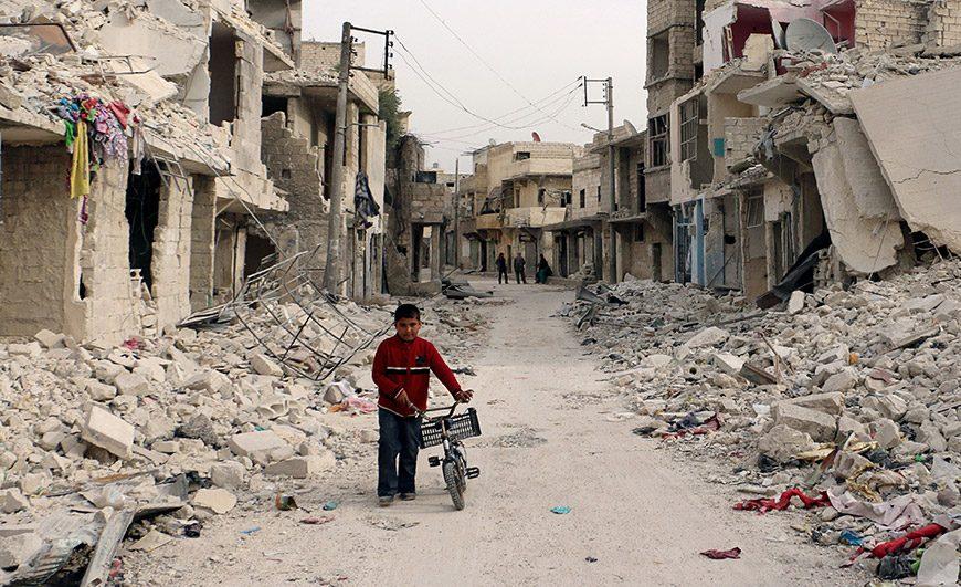 Гуманітарна пауза сирія