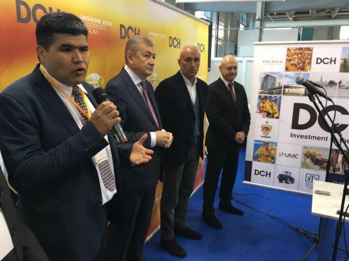 Ярославський: 2017 рік має стати роком Харківського тракторного заводу