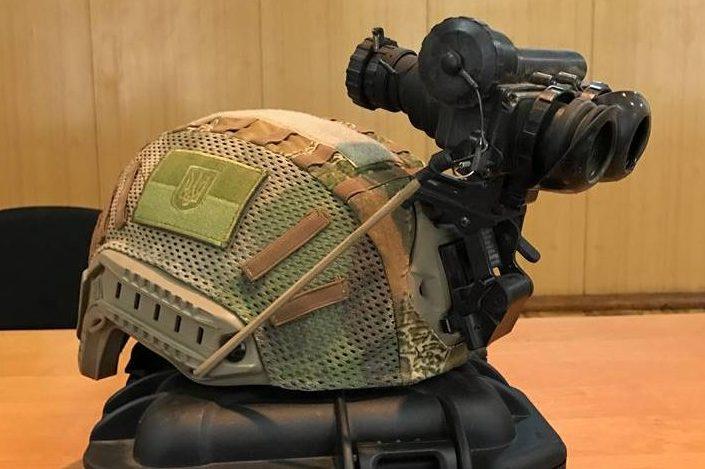 Нова екіпіровка українських десантників