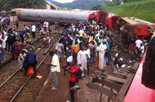 70 смертей и 600 раненных – поезд в Камеруне сошел с рельс