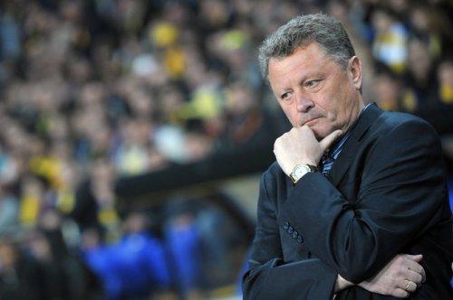 Маркевич поддержал Реброва инерассматривает вариант с«Динамо»
