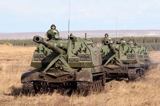 російська військова техніка