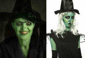 Идеи макияжа на Хэллоуин 2016