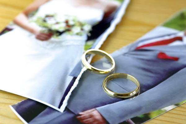 развод сразу после свадьбы