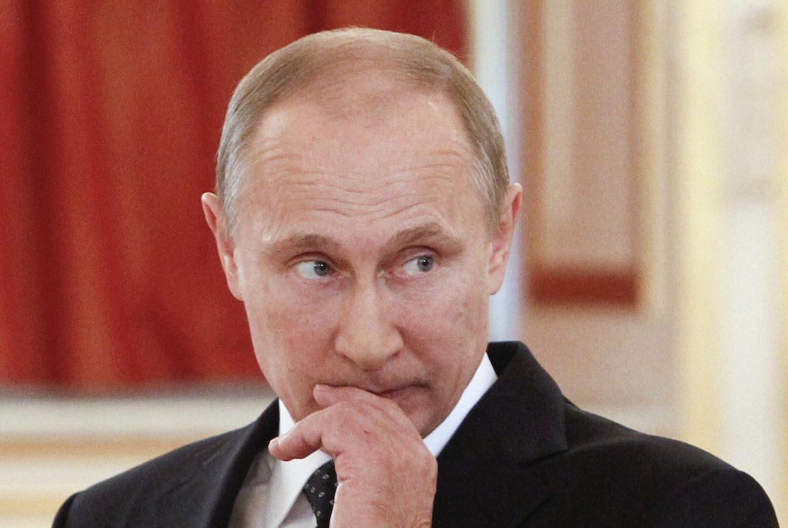 Путін я глухому куті