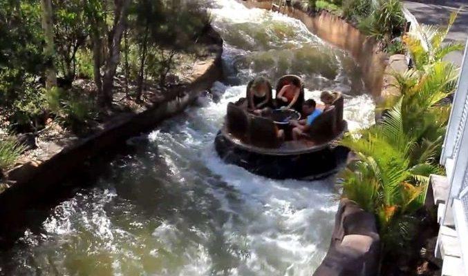 Австралія парк розваг