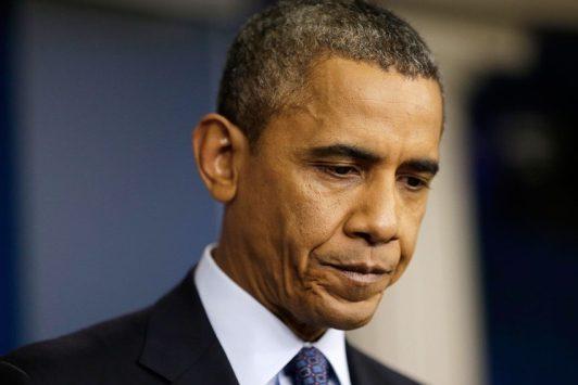 Обама отправится вБерлин напереговоры поУкраине иСирии