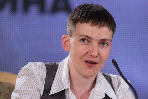 Допит Савченко
