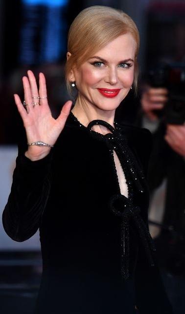 Ніколь Кідман визнали найстильнішою жінкою