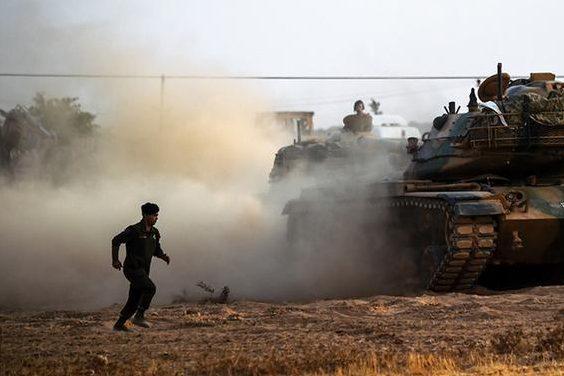 Туреччина заявила про перше зіткнення з військами Асада в Сирії