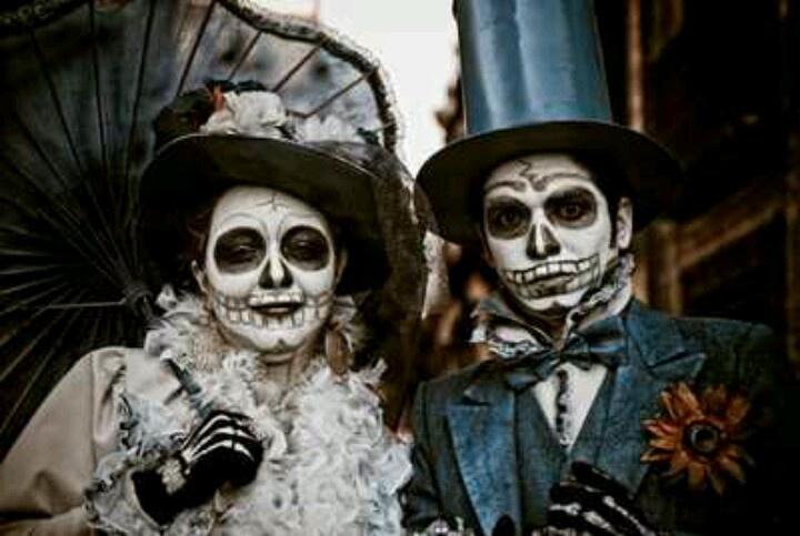 Оригінальні костюми на Хелловін
