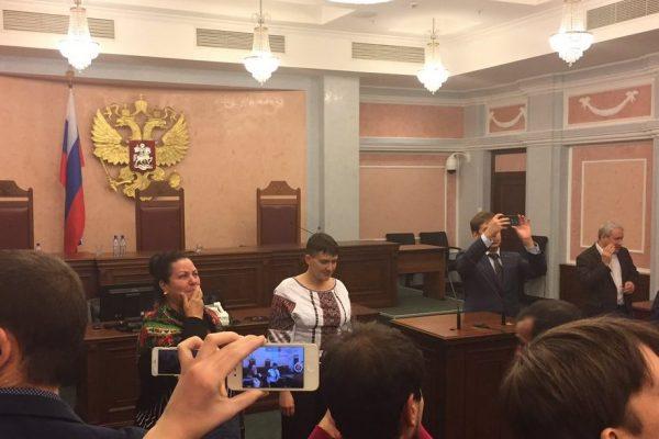 савченко в москве