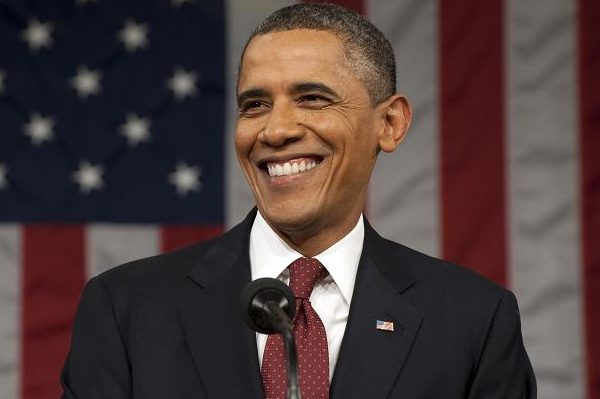 Обама сказал как дочь высмеяла его перед своими друзьями