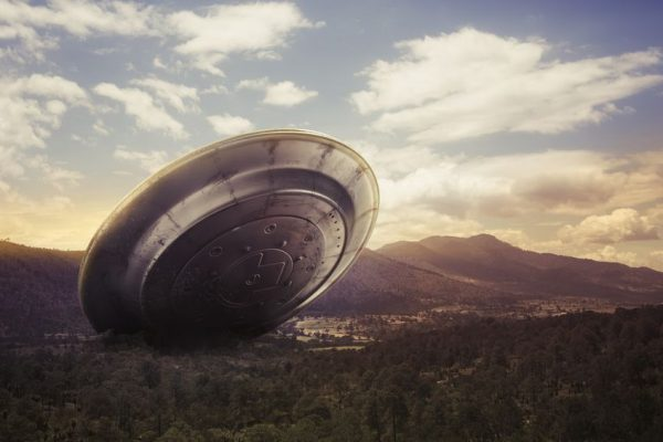 15385125 - ufo crash on a valley
