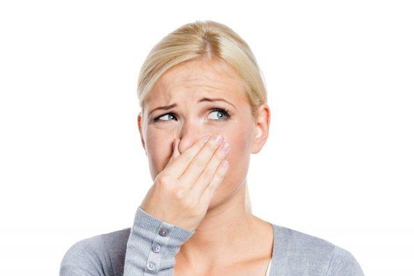 Як позбутися неприємного запаху