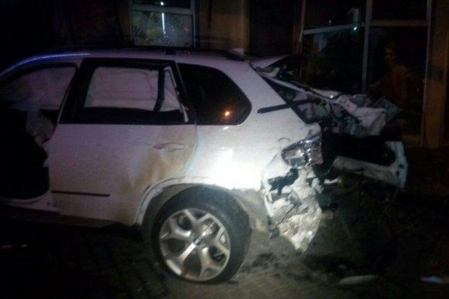 Одеса ДТП - Москвич та BMW