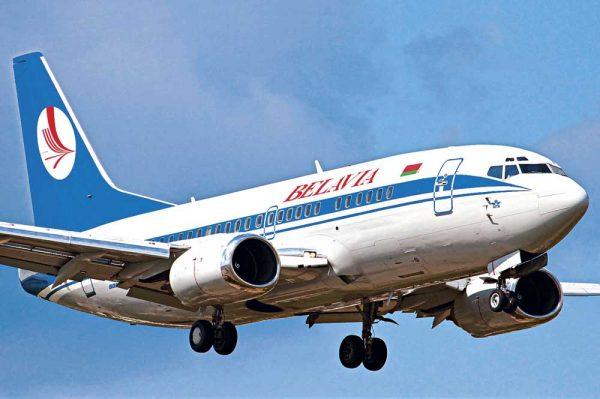 Пилоту «Белавиа» сМартиросяном наборту грозили — МИД Республики Беларусь