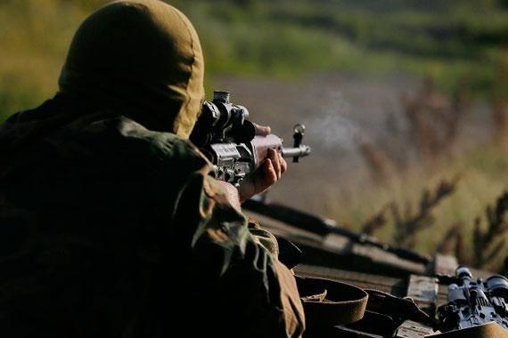 Бойовики обстріляли мобільну групу ДФС, є поранені