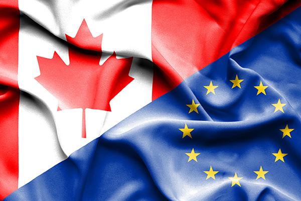 СоветЕС одобрил торговое соглашение сКанадой