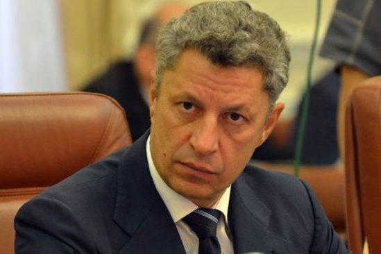 Лідер Оппоблоку Бойко задекларував квартиру в Росії