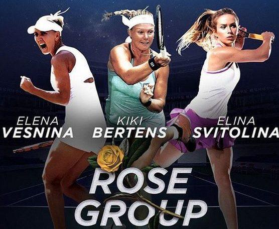 Э.Свитолина одолела впервом матче WTA Elite Trophy