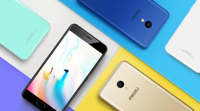 Новий Meizu m5: кольоровий пластик і сканер відбитків пальців