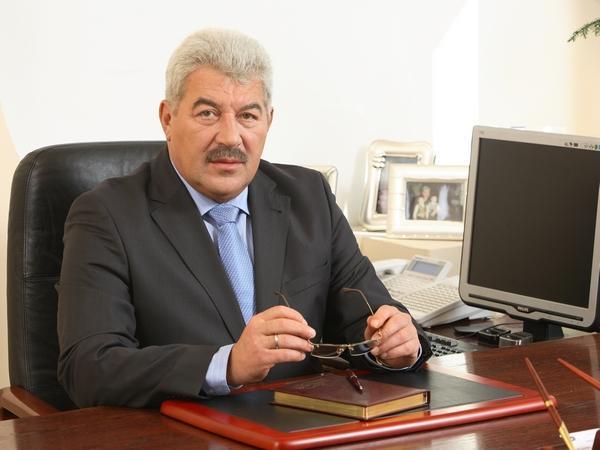 Мэр Бахмута внес вдекларацию погреб, туалет ичасы для миллионеров