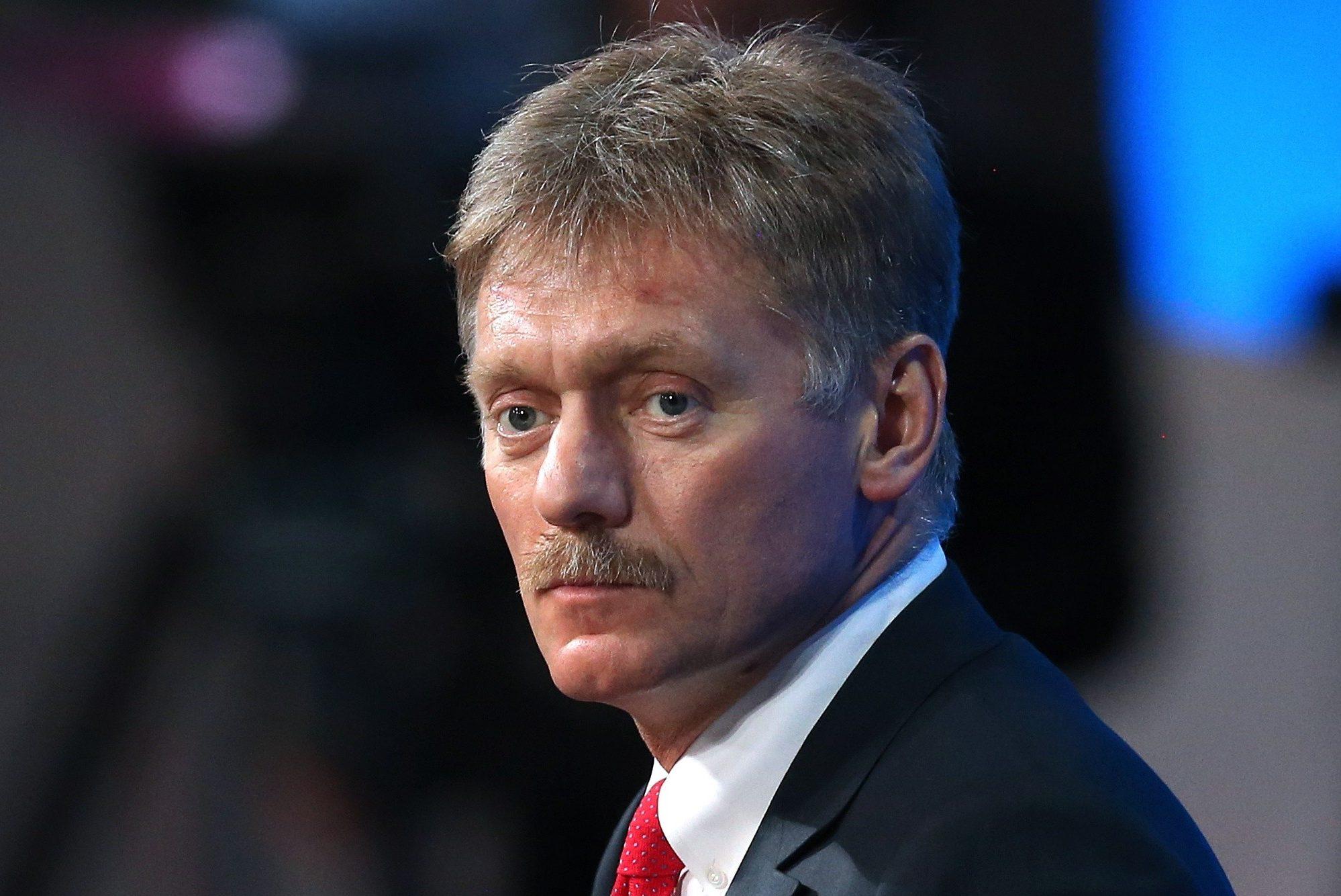 Кремль прокоментував плани РФ у Сирії